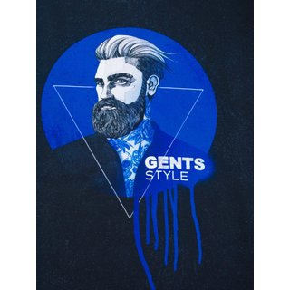 Gentlemen by Thorsten Berger, Panel, Sweat ungerauht...